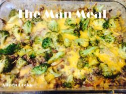 The Man Meal (Poor man's steak and Potato Casserole) on Aileen Cooks