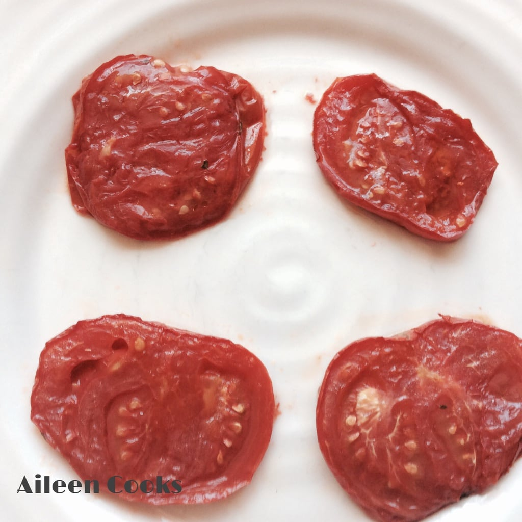 Easy Roasted Tomatoes | Aileen Cooks
