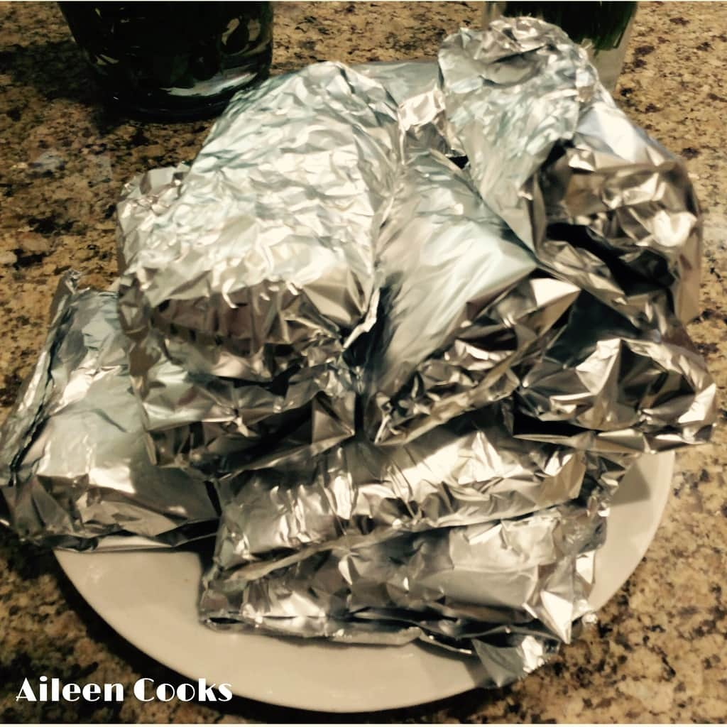 Freezer Friendly a Breakfast a Burritos | Aileen Cooks