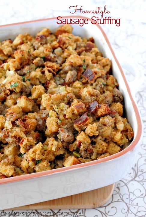 Homestyle-Sausage-Stuffing
