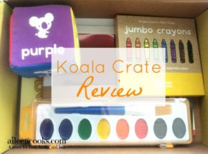 Koala Crate Review - We tried it and this is what happened!