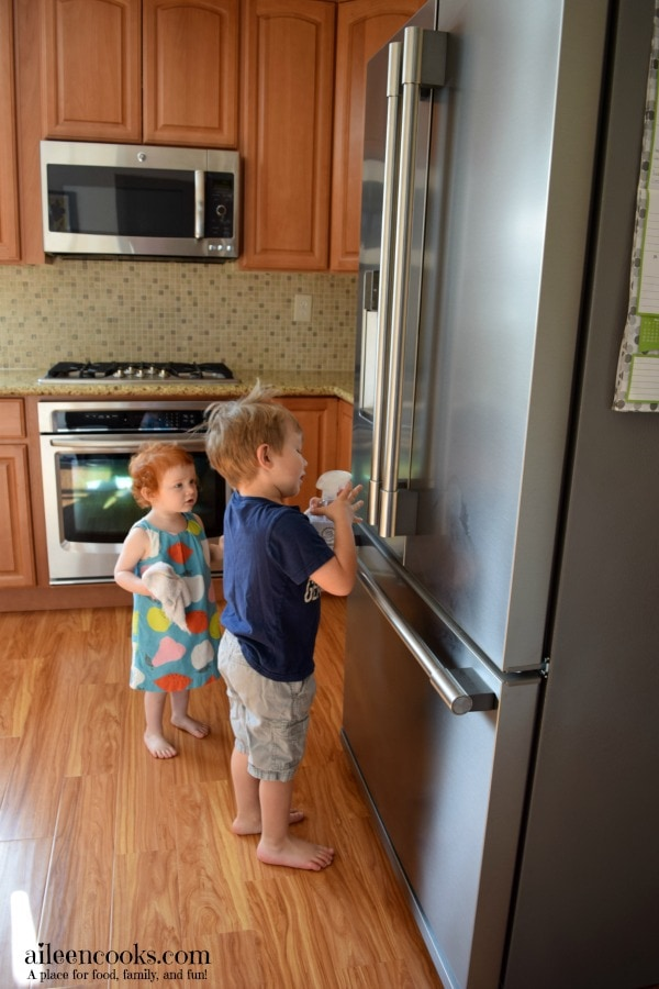 Get your kids to help with spring cleaning! https://ooh.li/d4deaf5 #ad