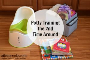 Here's what I learned from potty training my first child and what I did differently with my 2nd child. https://ooh.li/c8a95b5 #ad