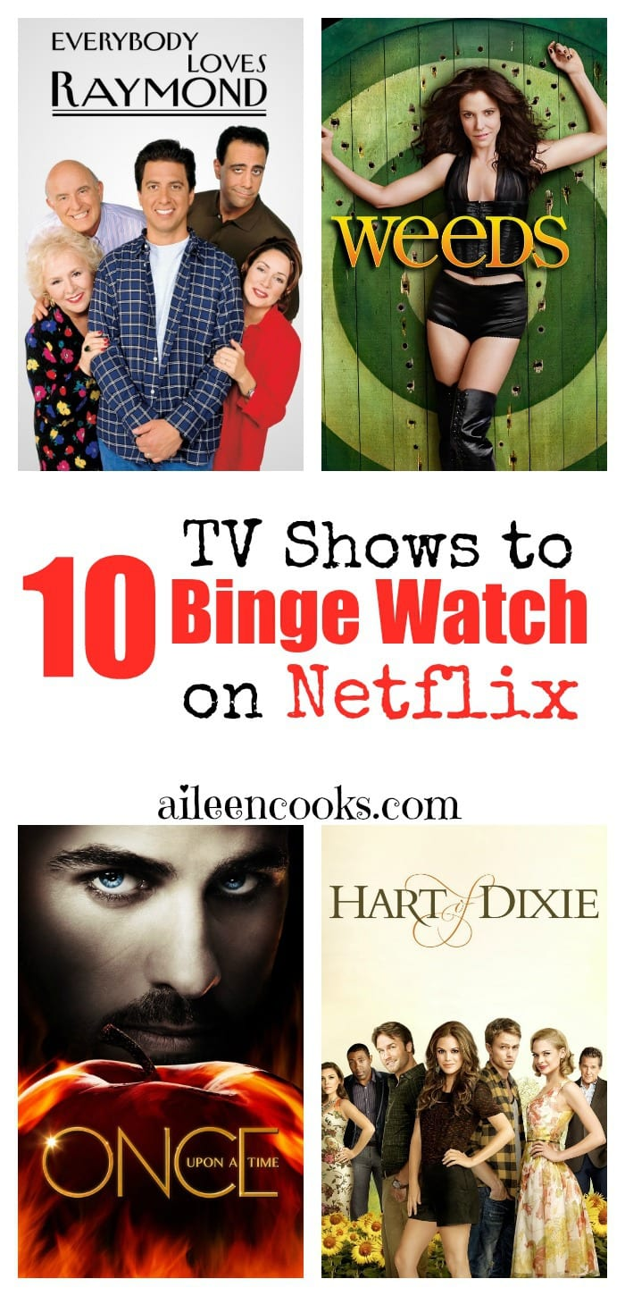 10 TV Shows To Binge Watch On Netflix