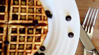 Chocolate Chip Waffles Recipe