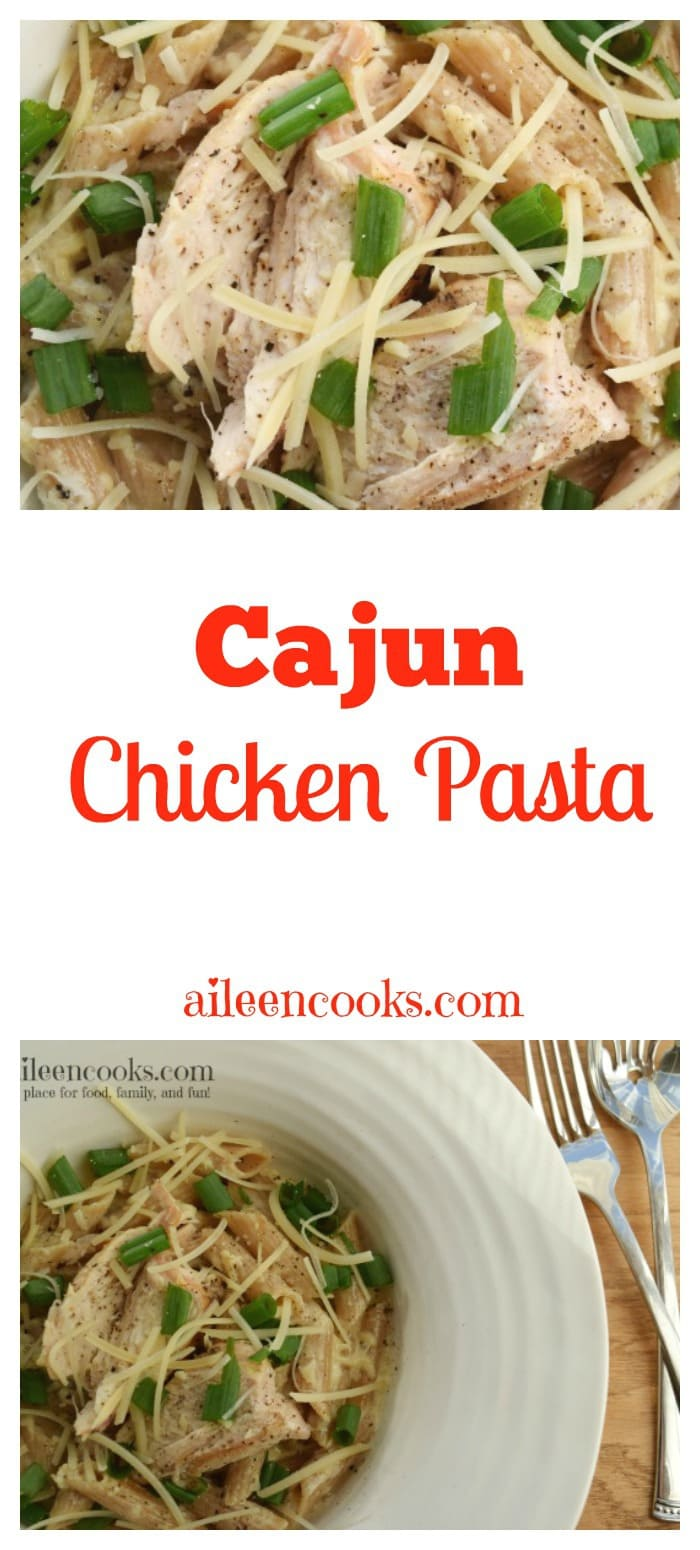 Bring the restaurant home with you with this Chili's copycat recipe for Cajun Chicken Pasta!