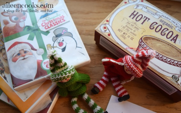 Kindness Elves are a wonderful alternative to elf on the shelf. They are a magical Christmas tradition focused on the joy of family and giving. Post from aileencooks.com.