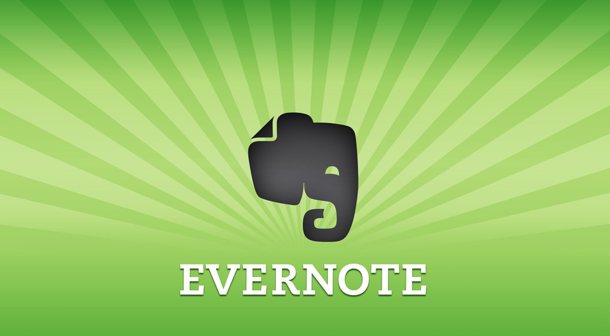 My Favorite things. February 2017. Evernote App.
