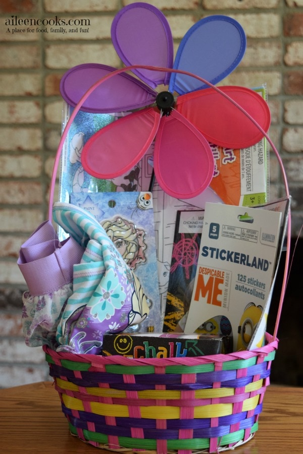 Non Candy Easter Basket Ideas Aileen Cooks