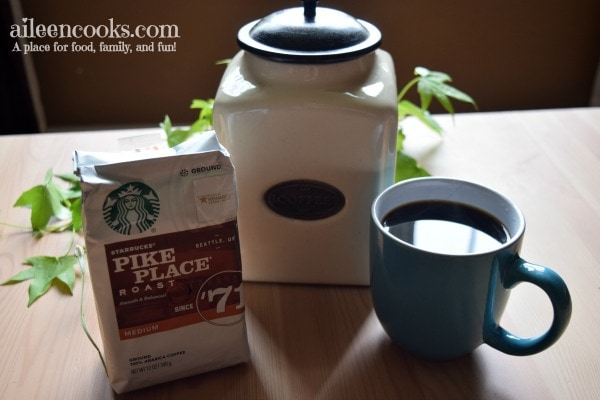Give back to the Earth with the Starbucks One Tree One Bag campaign! #ad