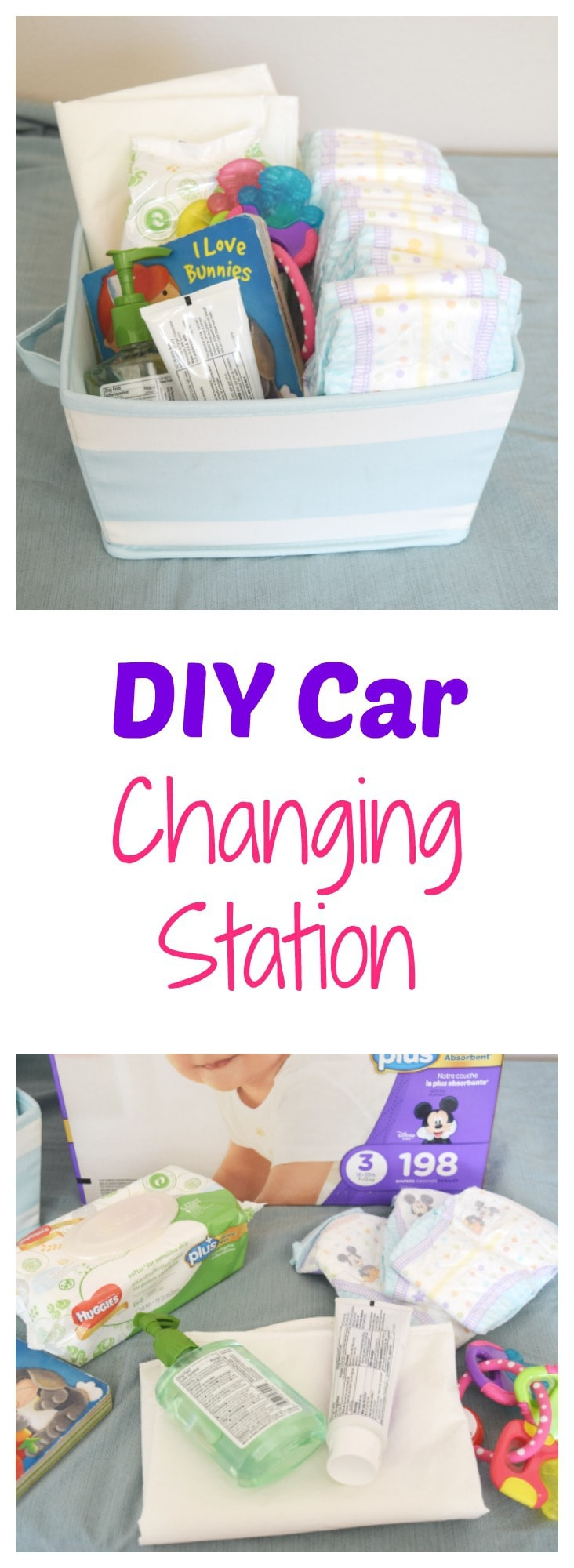 Having a Car Changing Station set up with @huggies Plus makes life so much easier when out and about with my littles! #PlusUpYourFall #ad