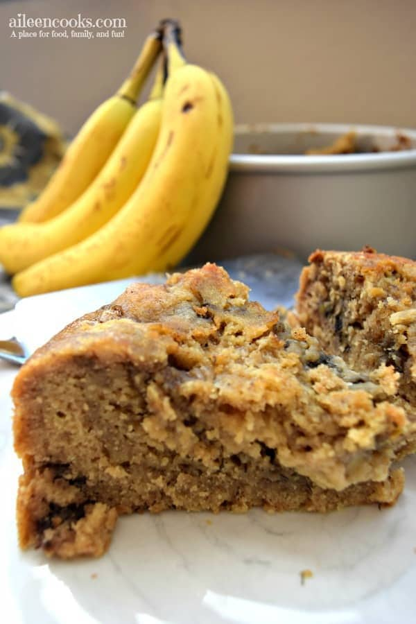 instant pot banana bread. Make this sweet and moist bread in your instant pot electric pressure cooker!