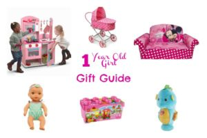 Older Baby and Toddler Gift Guide (12 - 18 months)