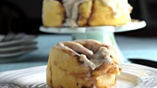 Instant Pot Cinnamon Rolls from Scratch