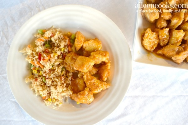 Enjoy Chinese food at home with this delicious recipe for instant pot sweet and sour chicken. I love that it cooks in just 3 minutes!