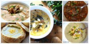 5 Crazy Delicious Instant Pot Soup Recipes