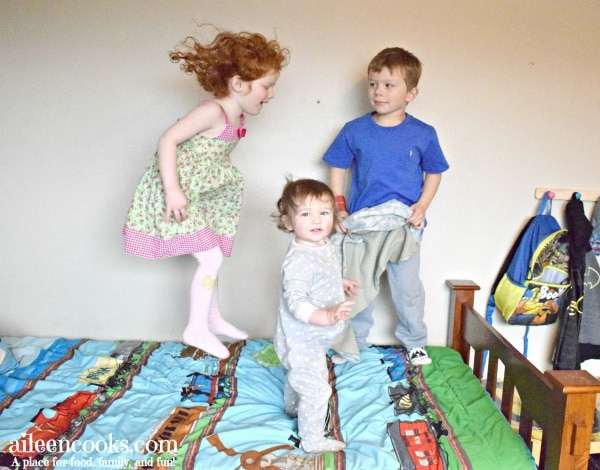 life-with-three-kids-jumping-bed