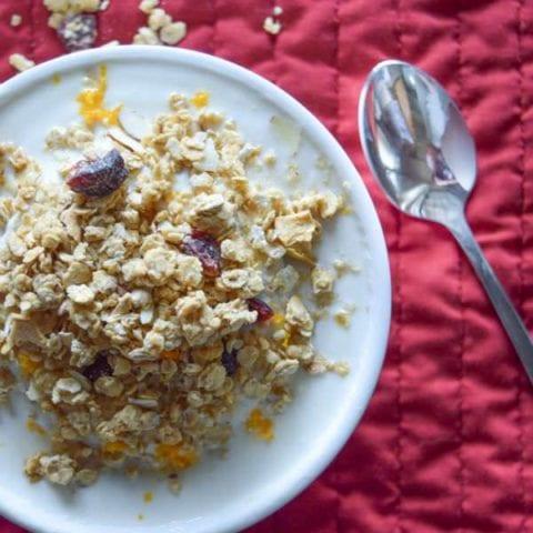 instant pot yogurt with granola (1)