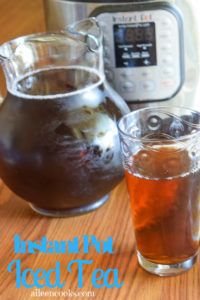 Make a big batch of this refreshing instant pot iced tea to have on hand all week. With just a few simple ingredients you can use your instant pot to make a delicious iced tea that will last for weeks!