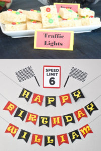 Put together a fun and festive monster truck birthday party for the special kid in your life! We show you how to make festive food, fun homemade decorations, and easy party favors!