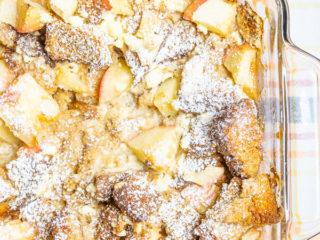 Apple-Cinnamon French Toast Bake