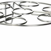 Lakatay 2-Pack Egg Steamer Rack Trivet for Instant Pot Pressure Cooker Accessories