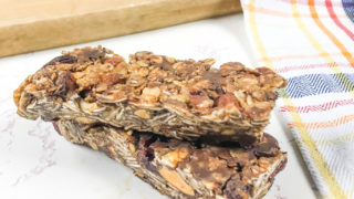 Instant Pot Granola Bars