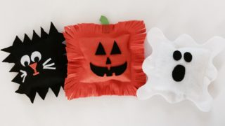 Halloween Pillows DIY Tutorial