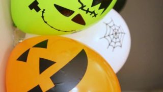 Easy DIY Halloween Backdrop Ideas