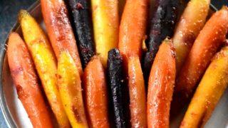Honey Glazed Carrots – Instant Pot & Stove