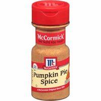 McCormick Pumpkin Pie Spice, 2 OZ