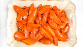 Instant Pot Carrots with Brown Sugar Glaze
