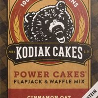 New Kodiak Cakes Cinnamon Oat Protein Packed All Natural, 20 Ounce