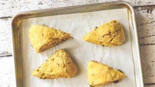 Pumpkin Cranberry Scones Recipe