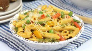 Instant Pot Chipotle Chicken Pasta Recipe