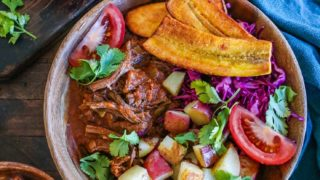 Slow Cooker Ropa Vieja (Cuban Shredded Beef)