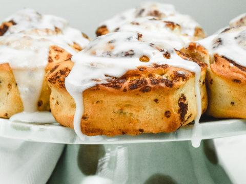 Air Fryer Cinnamon Rolls Recipe