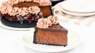 Instant Pot Nutella Cheesecake Recipe