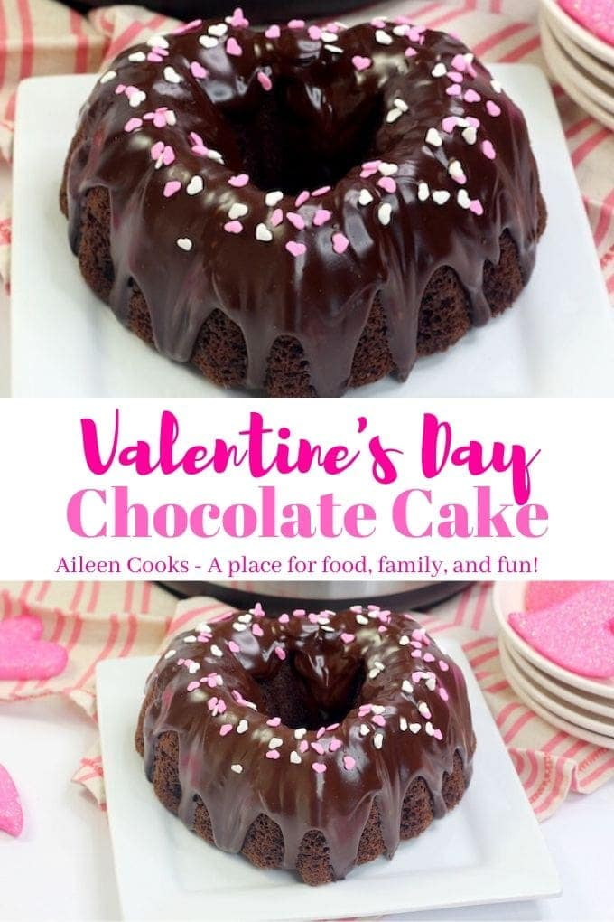 Make this adorable heart-shaped instant pot chocolate cake for your next special occasion. It's perfectly moist and chocolatey with the yummiest chocolate ganache.