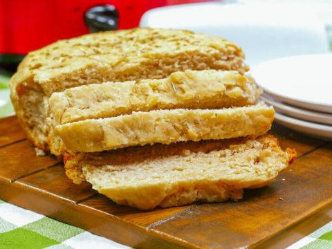 Crock Pot Bread Recipe