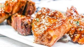 Instant Pot Lamb Chops Recipe