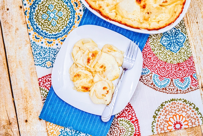 How to Make Scalloped Potatoes