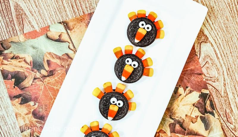 turkey oreos idea