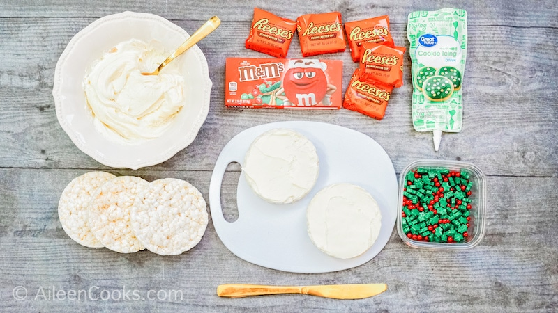 How to Make Rice Cake Edible Ornaments